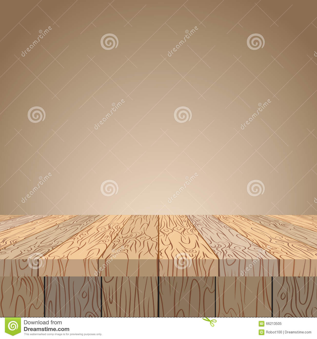 Wood Texture Old Planks Floor Or Table Top Royalty Free
