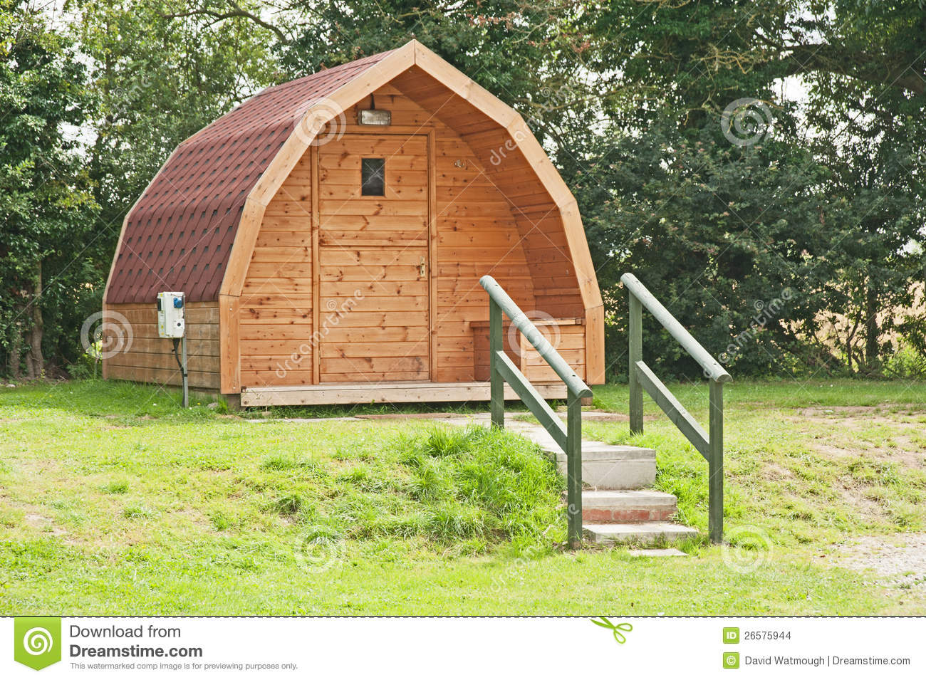 Wooden 39 Tent 39 Stock Images Image 26575944