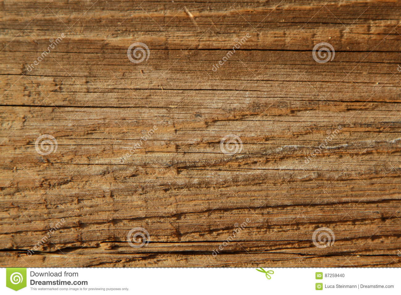 Wooden texture in antique look