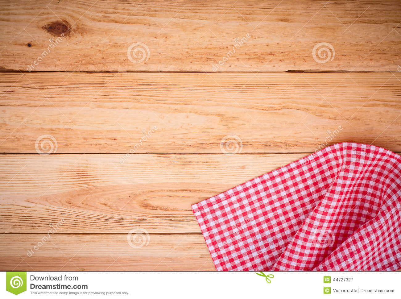 Wooden Texture Background And Tablecloth Stock Photo - Image: 44727327