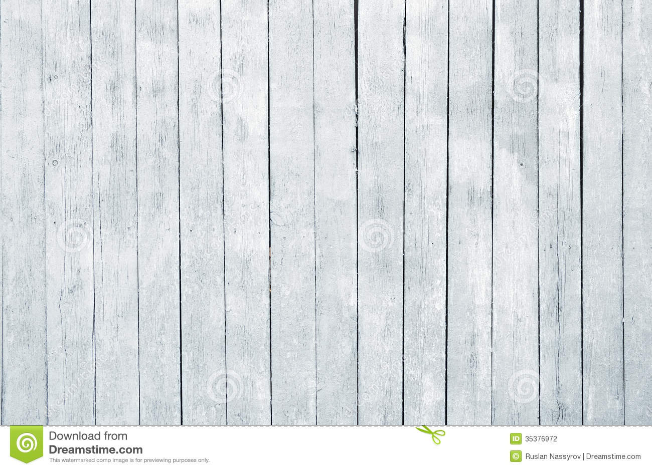 White Wood Wall : White wooden wall great as background.