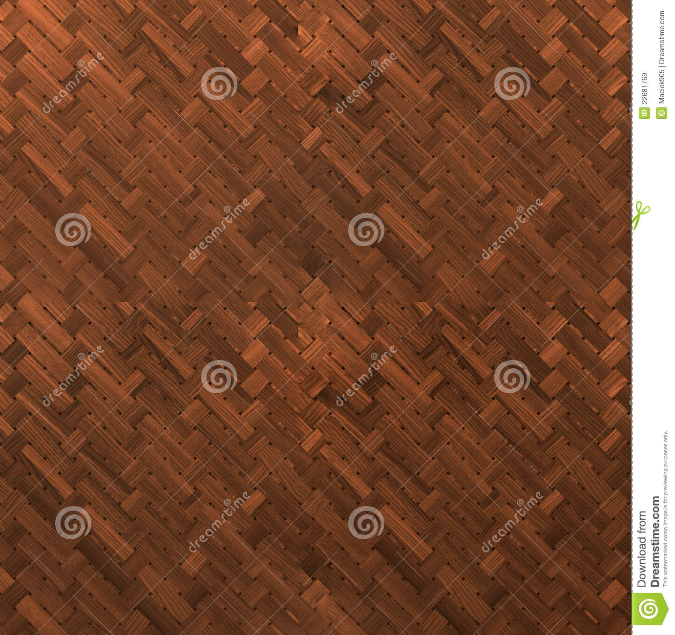 wooden tiles floor texture royalty free stock images