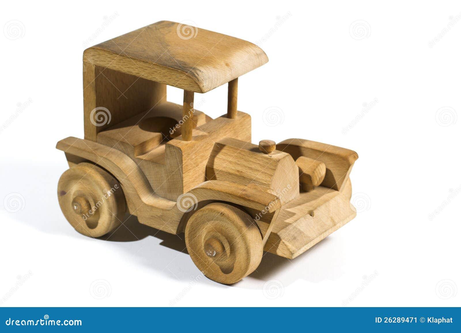 make wood toy trucks