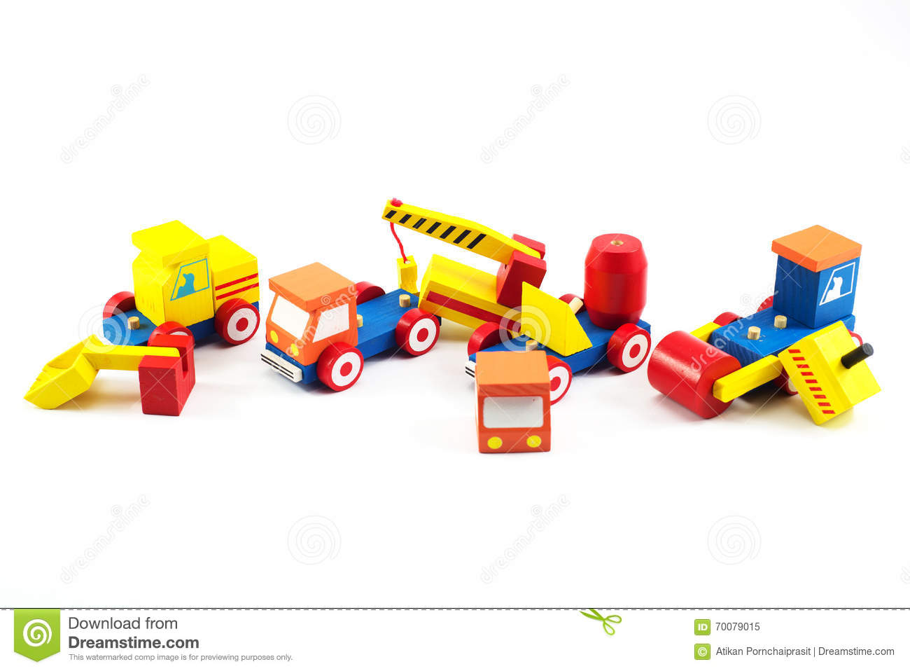 Wooden toy car, Brain development, Skills Preschool.