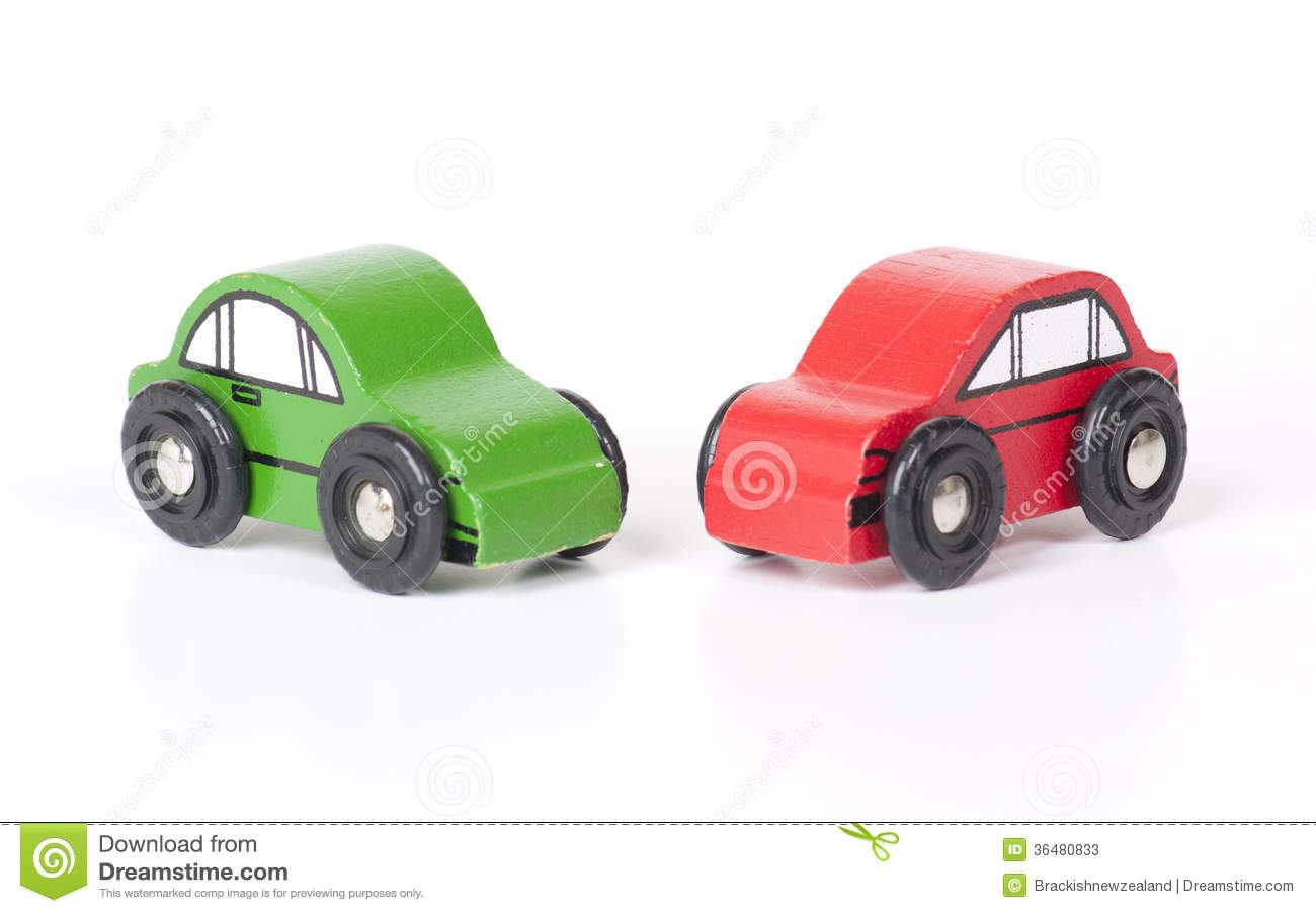 Wooden Toy Cars Stock Photos - Image: 36480833