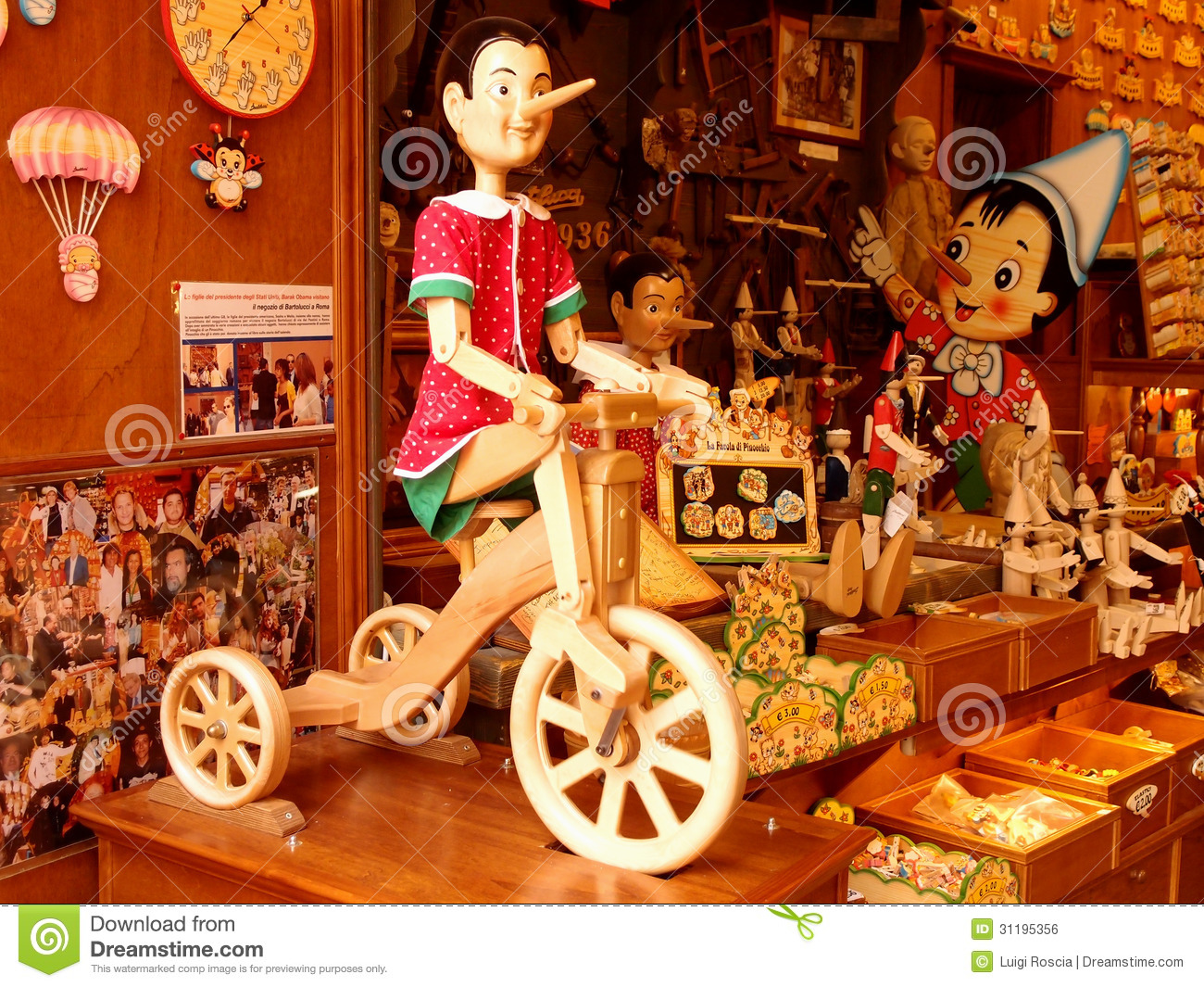 wooden toys editorial photo. image of wood, toys, rome