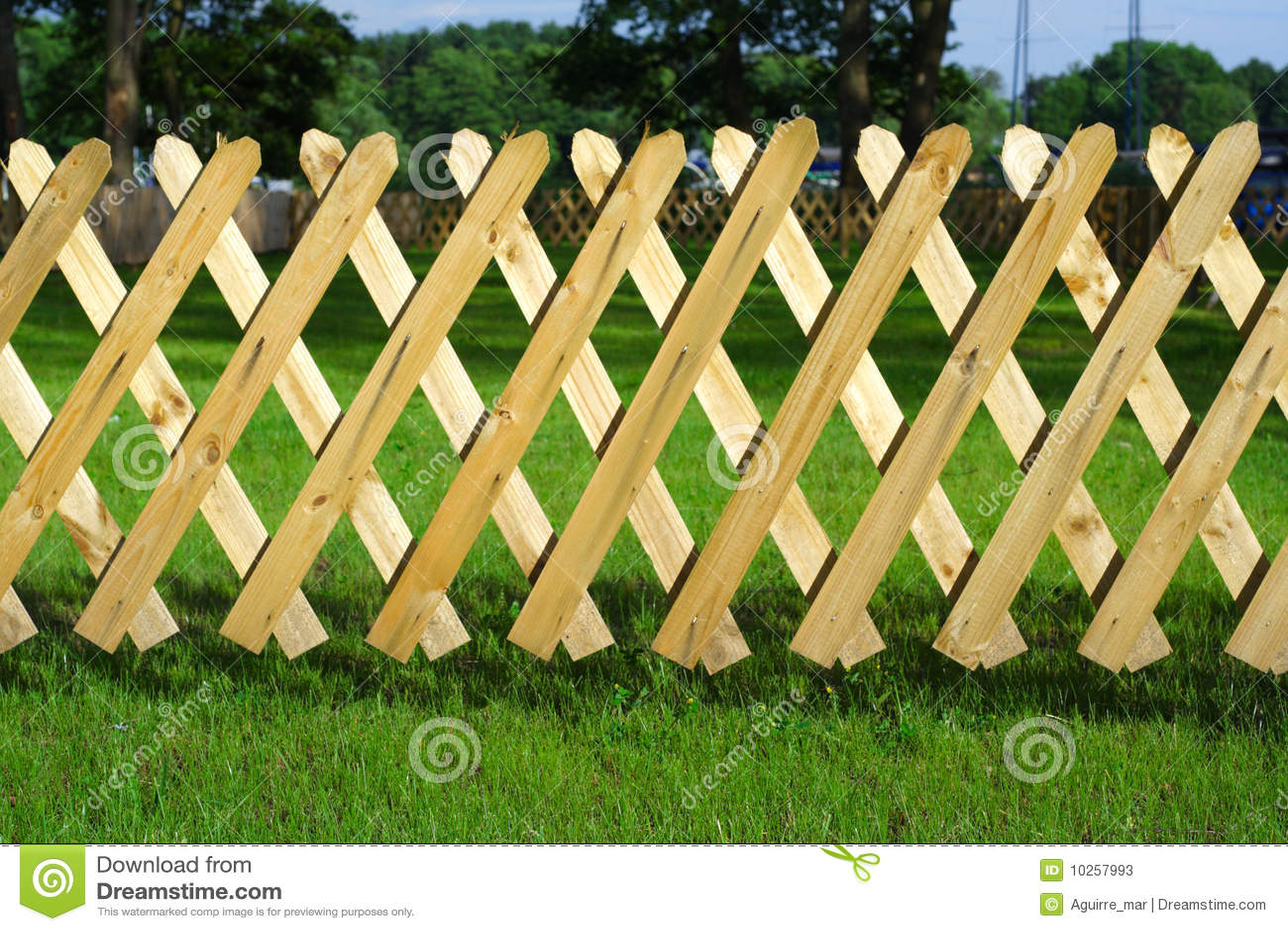 Заборчики из дерева своими руками