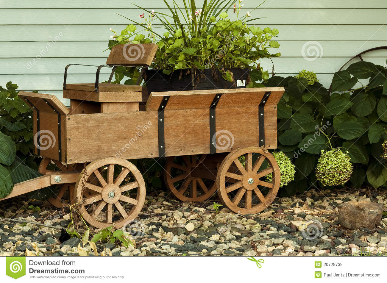 Wooden Wagon Royalty Free Stock Images Image 20729739