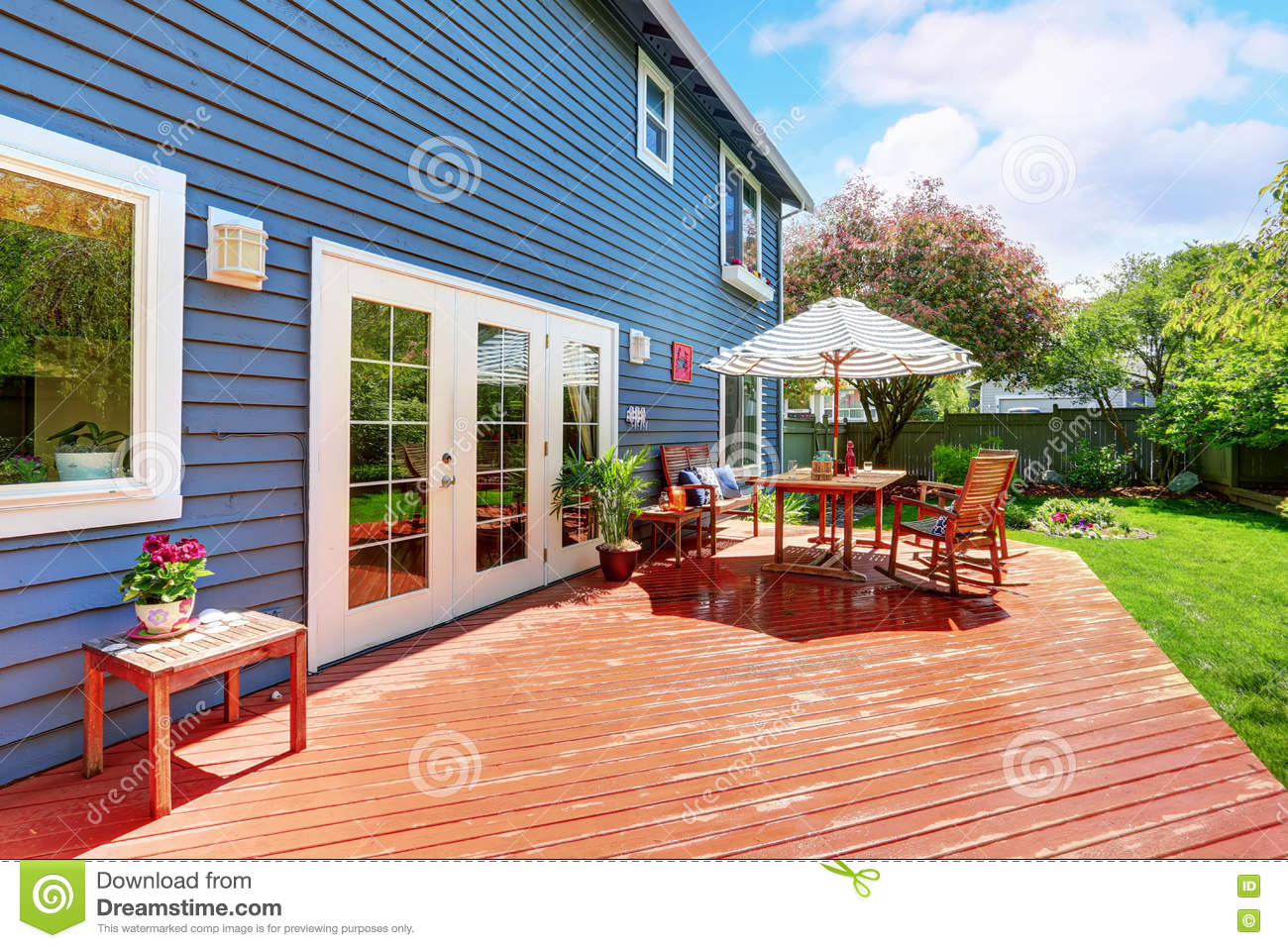 good deck in the backyard part 7 after lemon tree needs a new