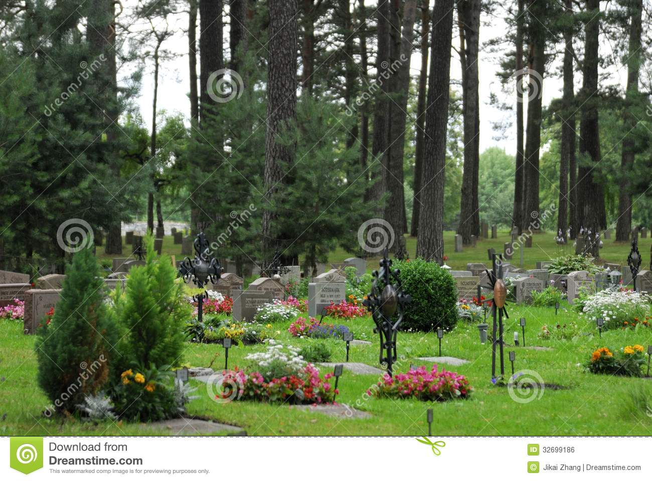 The Landscape of Death and Green Burial - How Our Beliefs Design ...