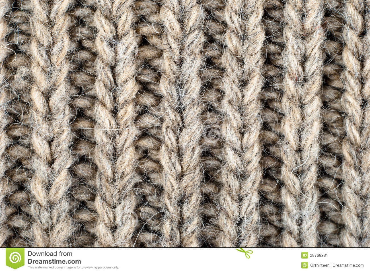 Wool Knitted Background Closeup Stock Image - Image of fashion ...