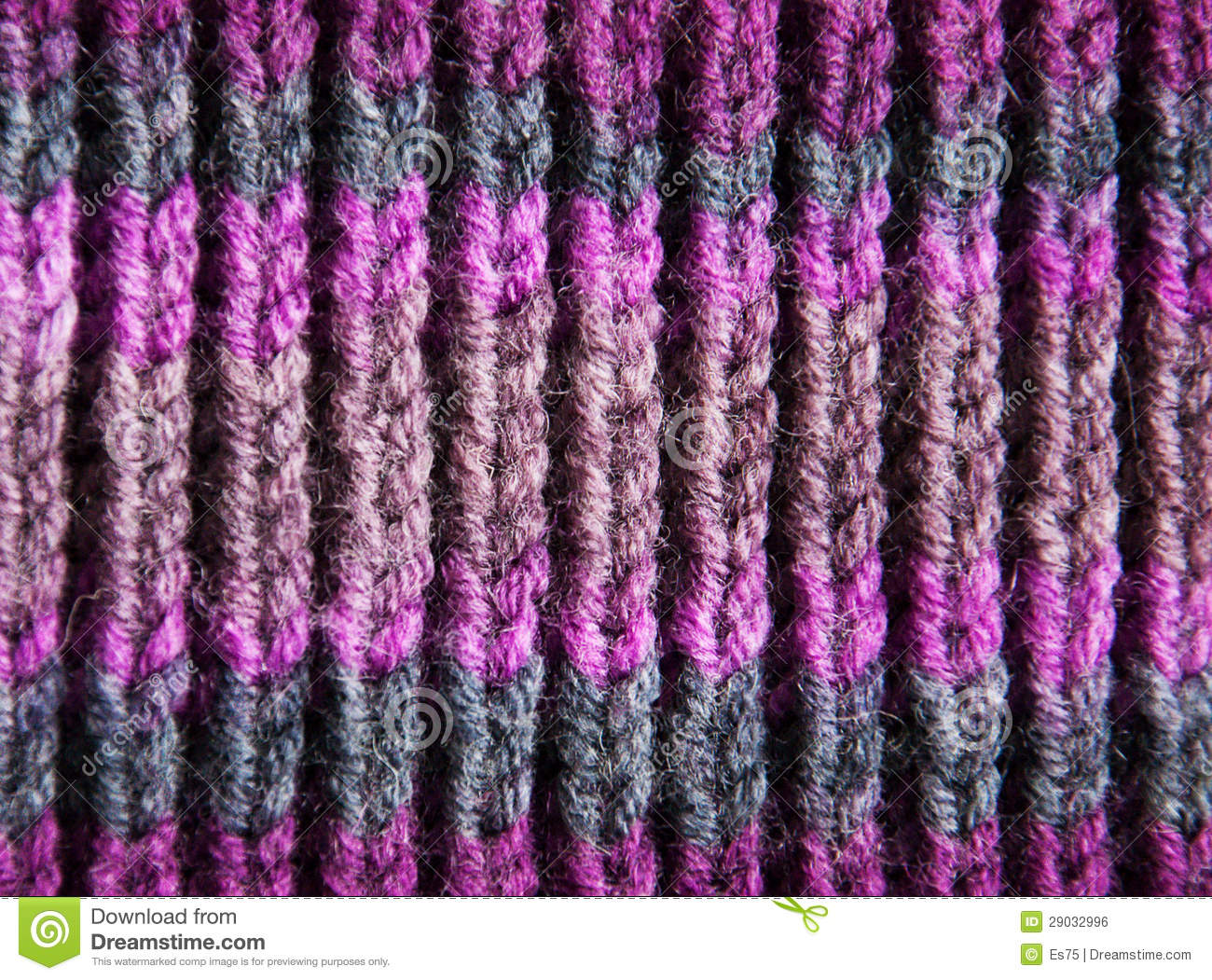 Woolen Knitting Patterns : Wool Patterns Royalty Free Stock Image - Image: 29032996