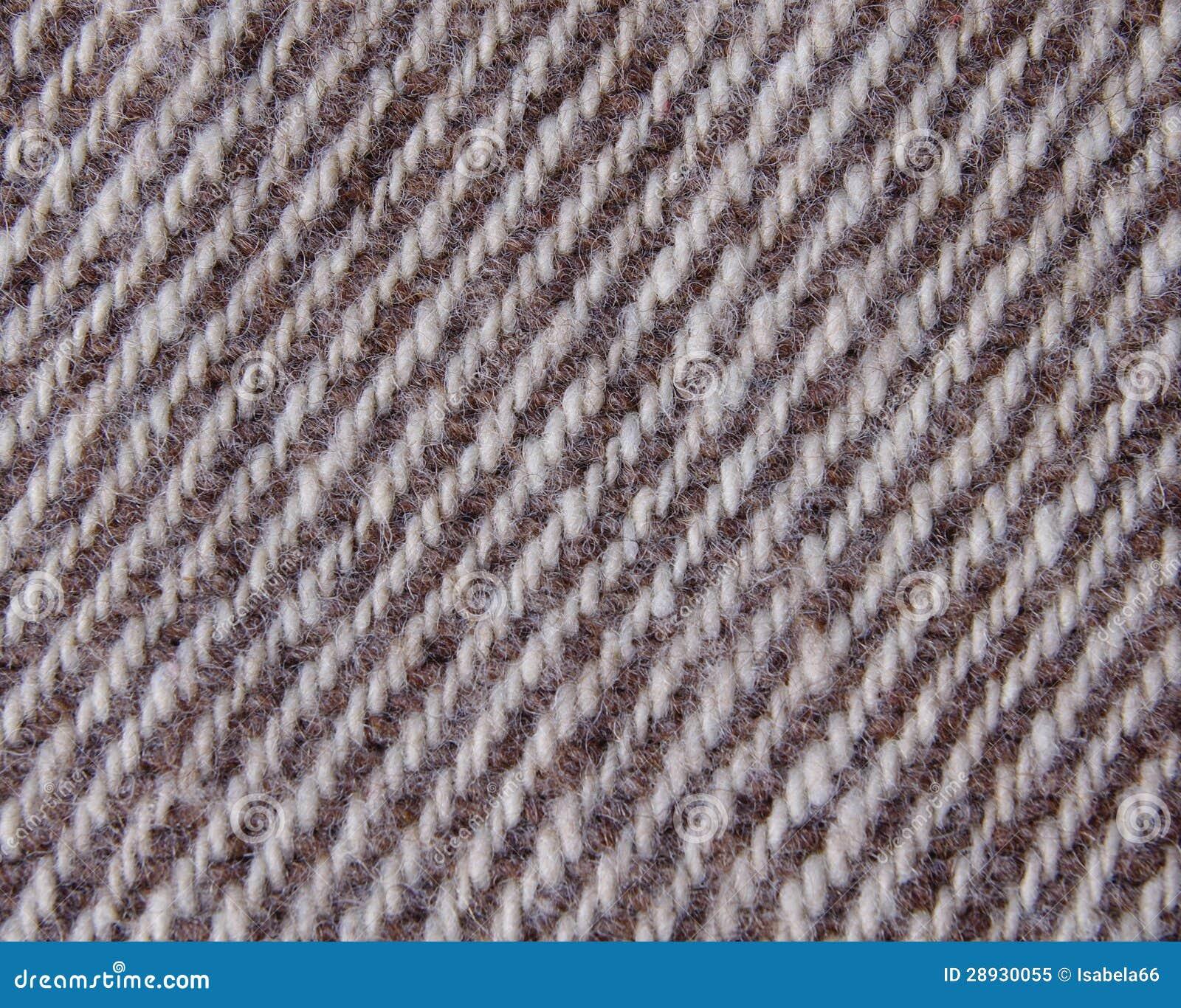 Wool Stitch Close Up Royalty Free Stock Photo Image