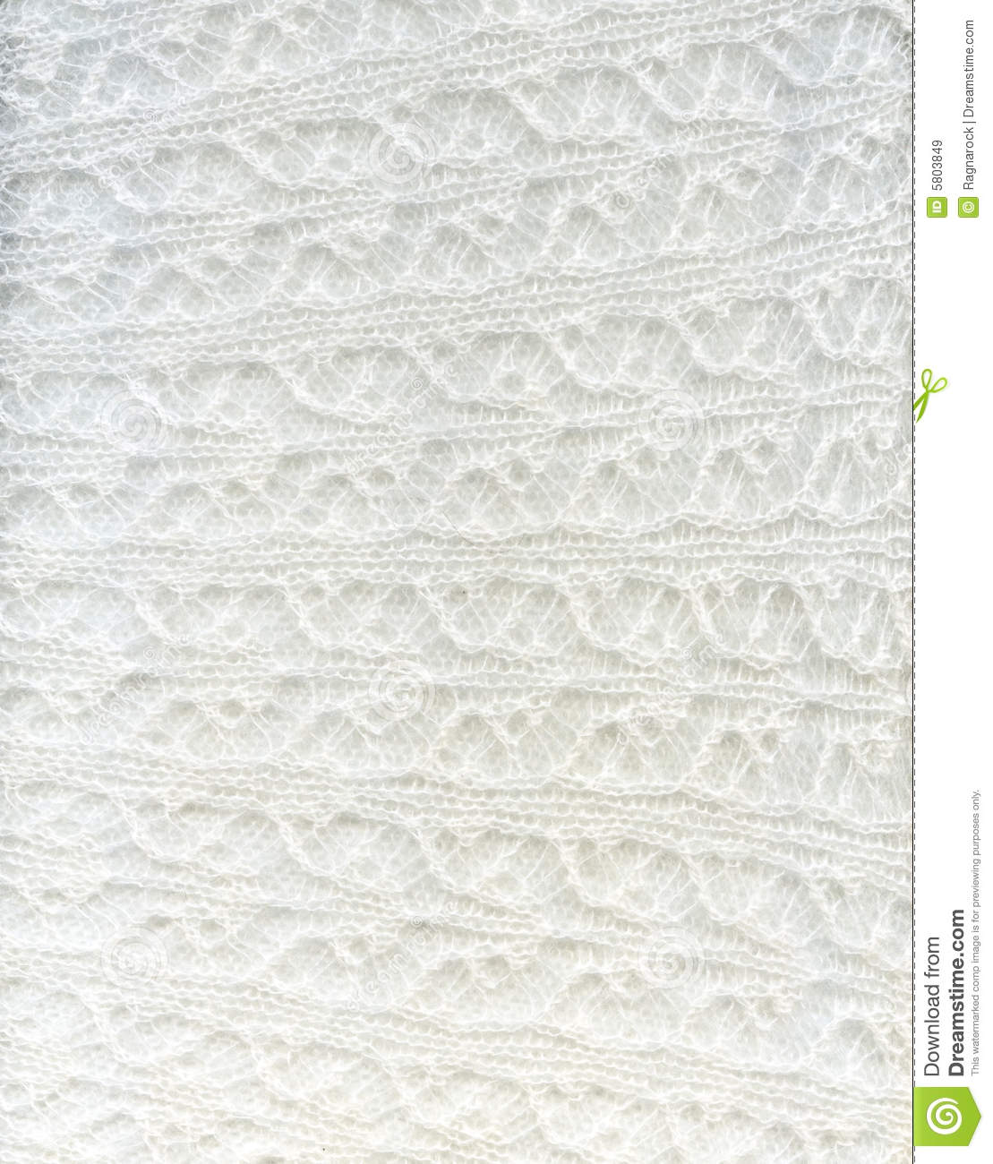 Wool White Fabric Textile Texture Royalty Free Stock