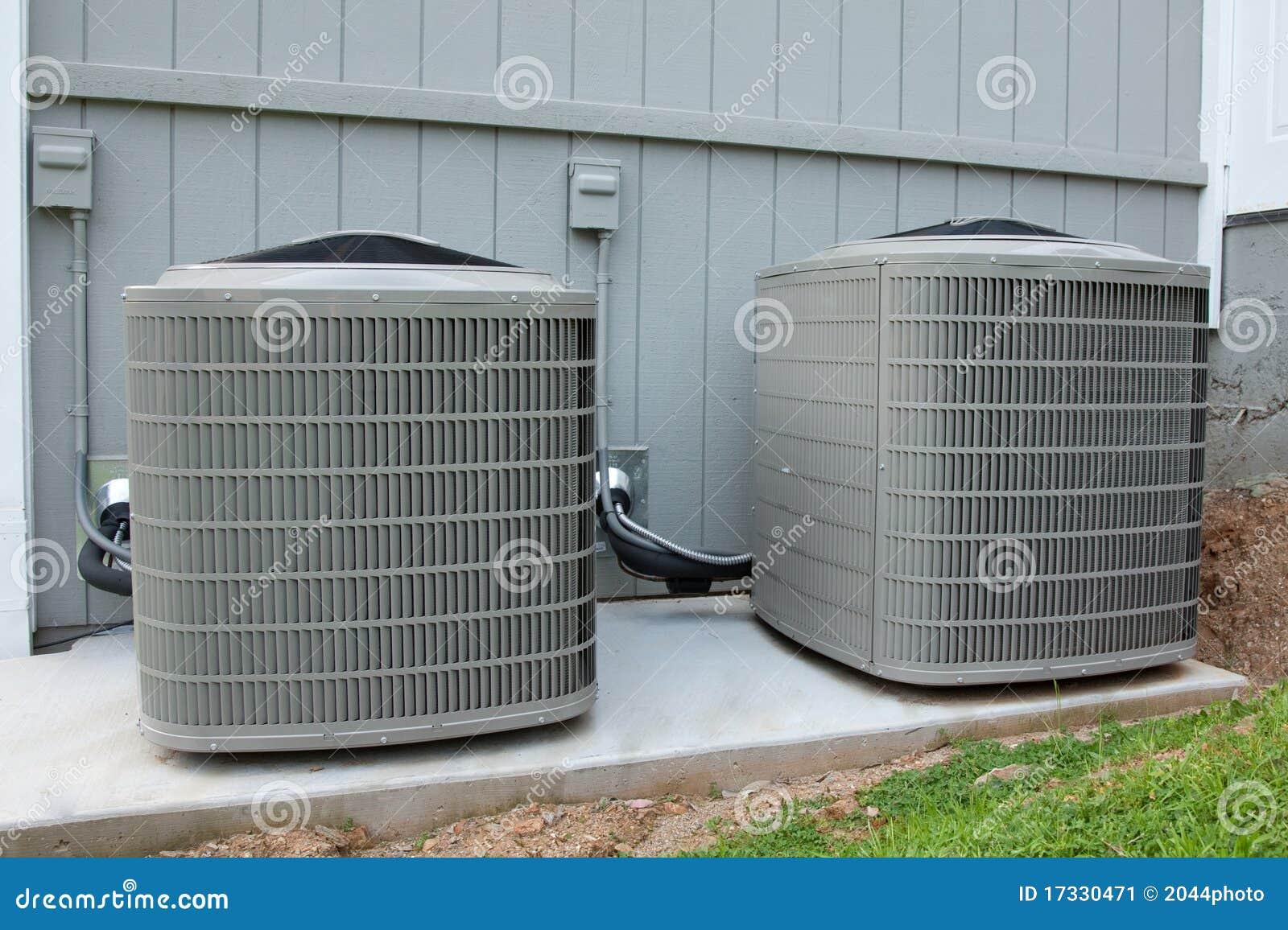 Woon Eenheden HVAC