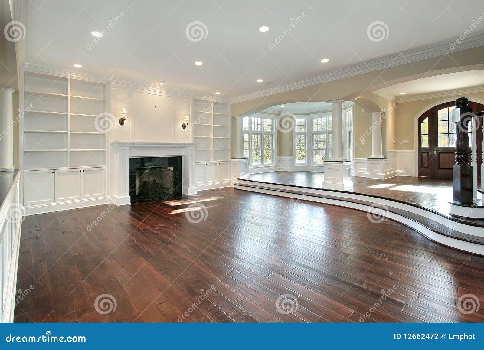 Woonkamer en lounge stock foto. Afbeelding bestaande uit verfraai ...