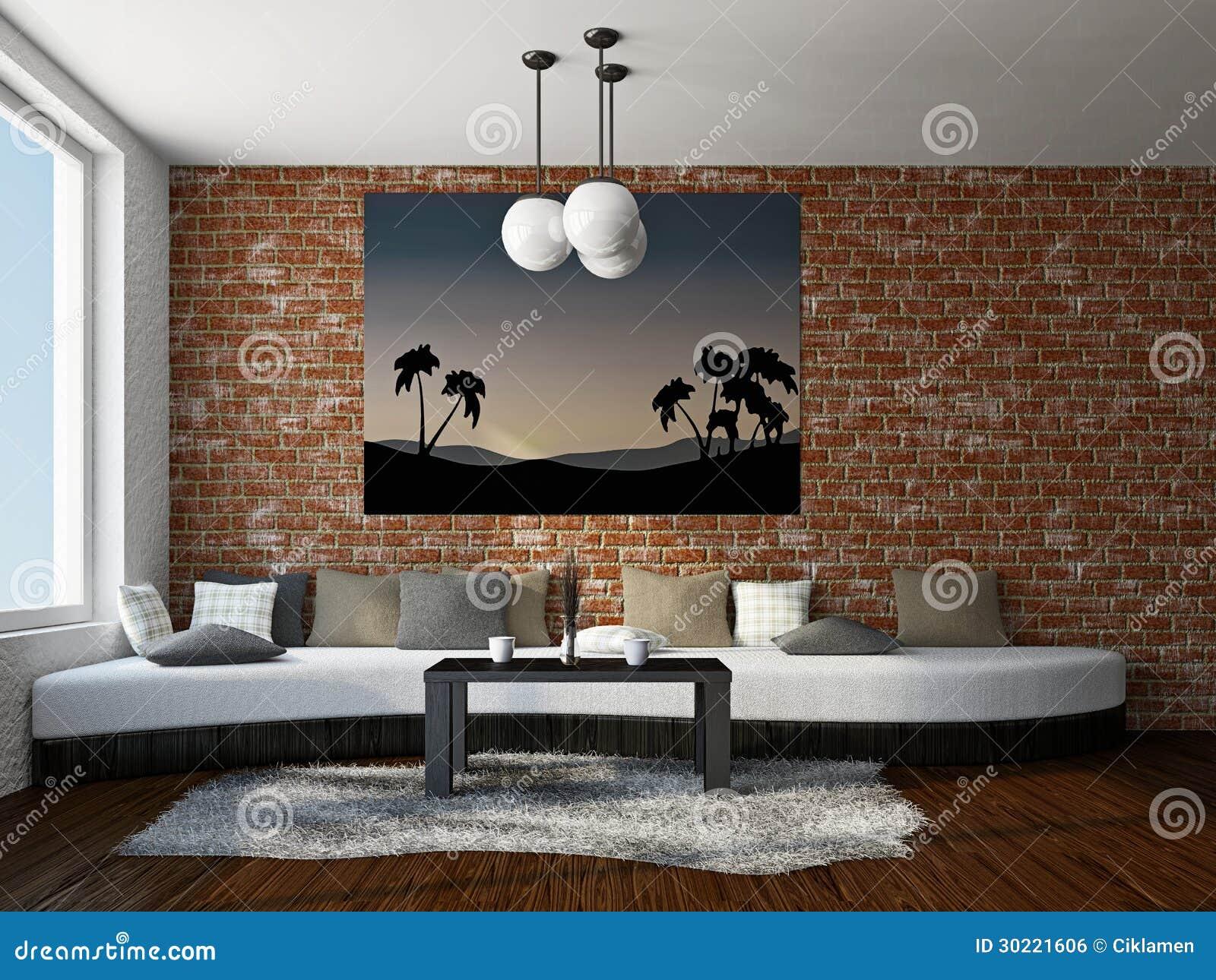 Wandpaneel keuken geel - Afbeelding eigentijdse woonkamer ...