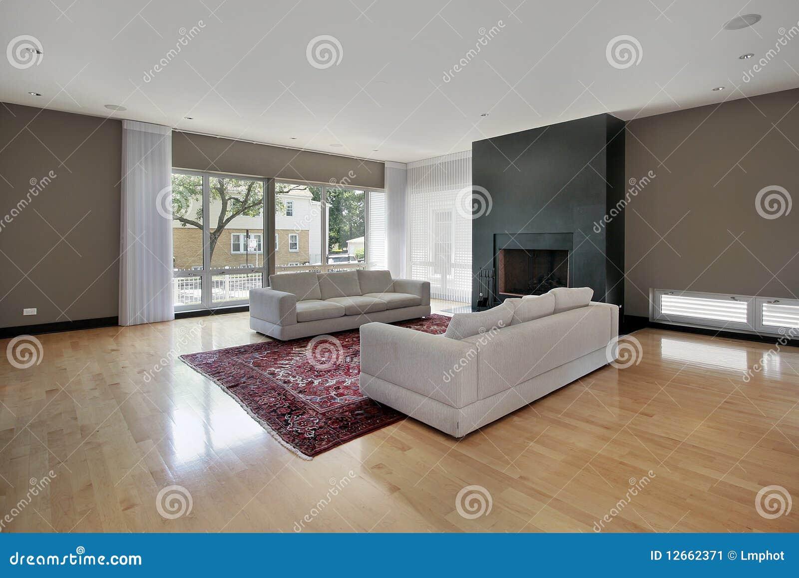 Zwarte muur woonkamer ~ Artikill.com