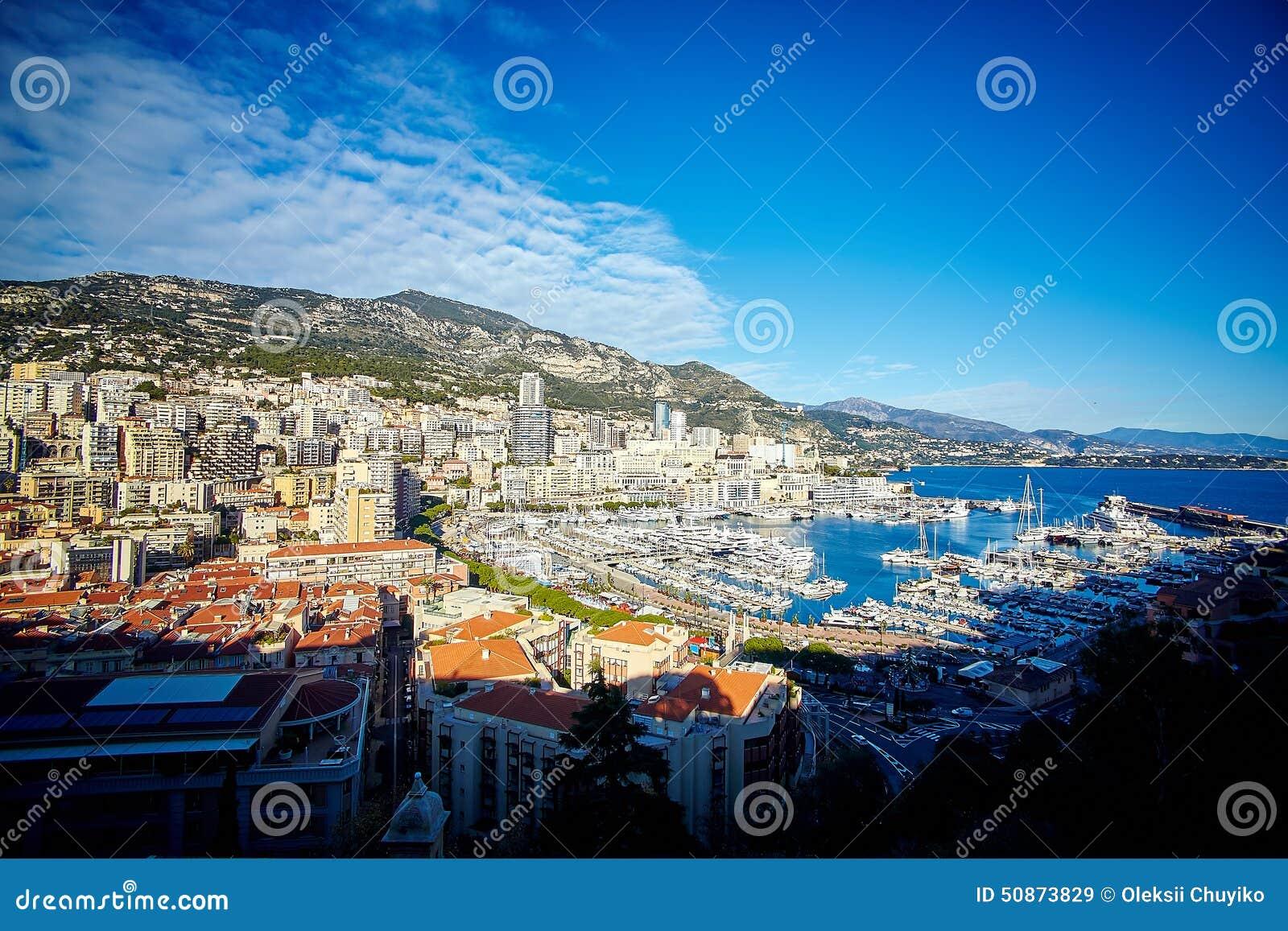 Woonkwarten, Monaco, Frankrijk