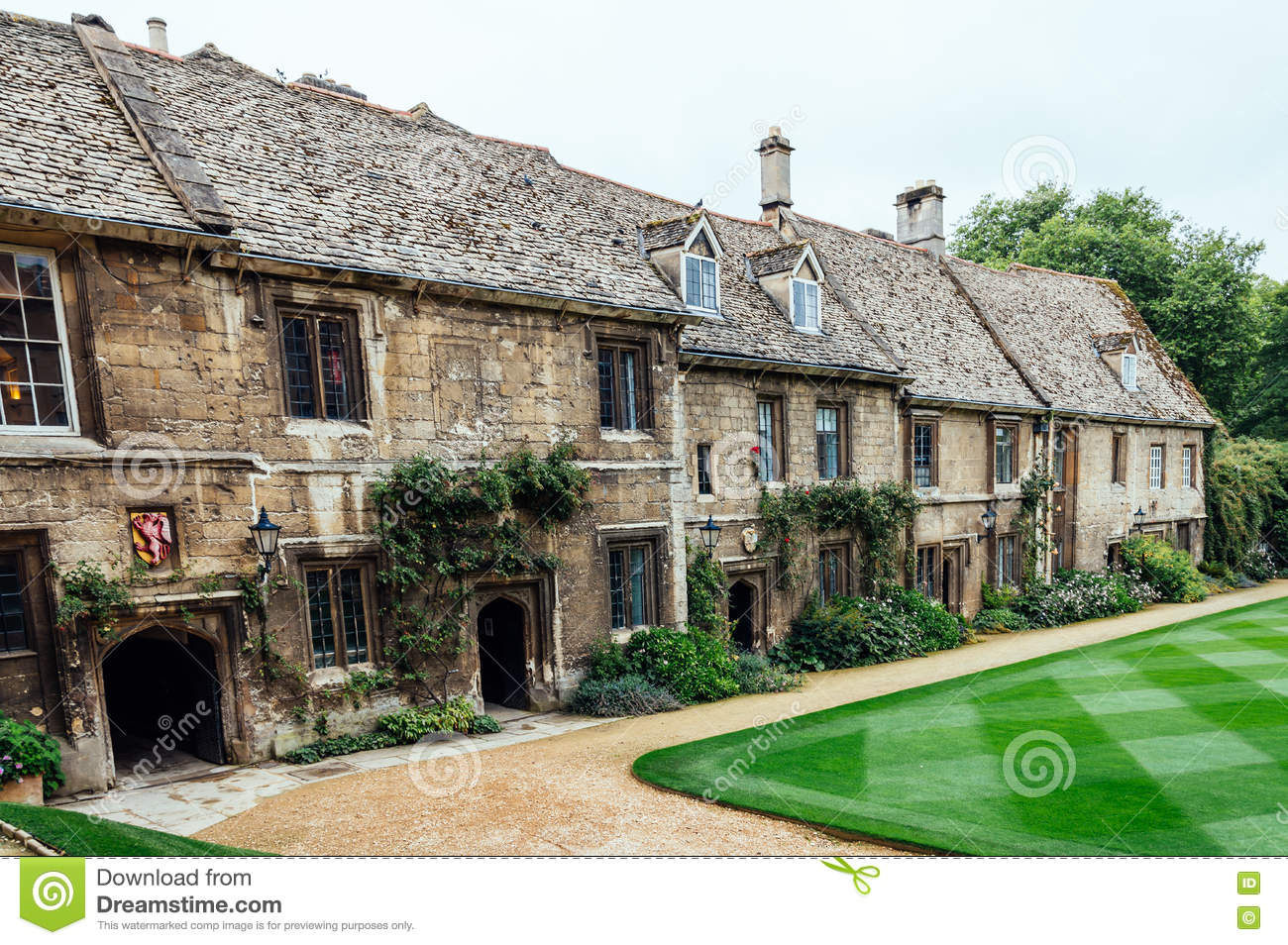 Worcester-College in Oxford