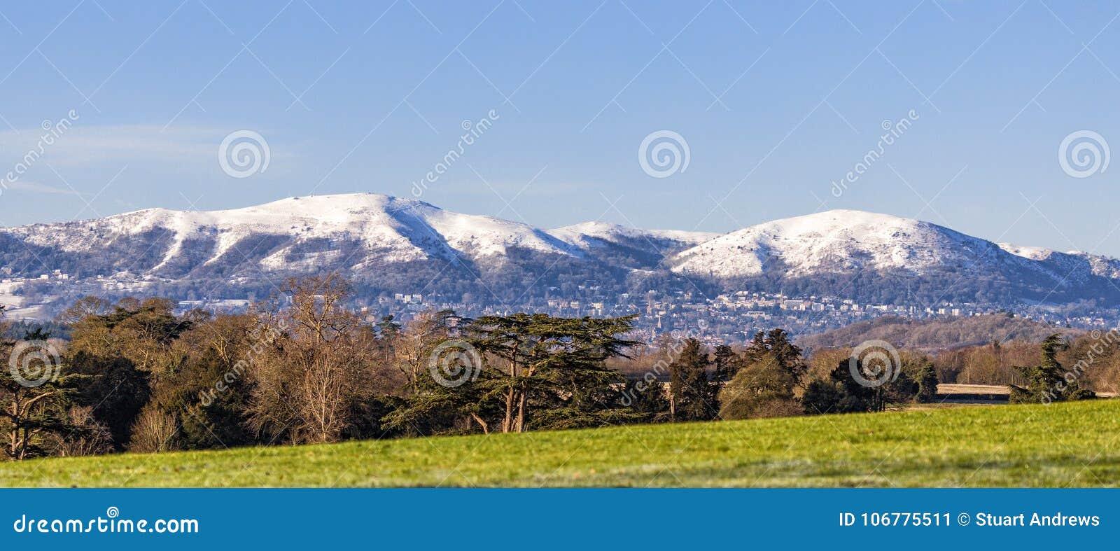 Worcestershire-Baken en het Noordenheuvel, Worcestershire