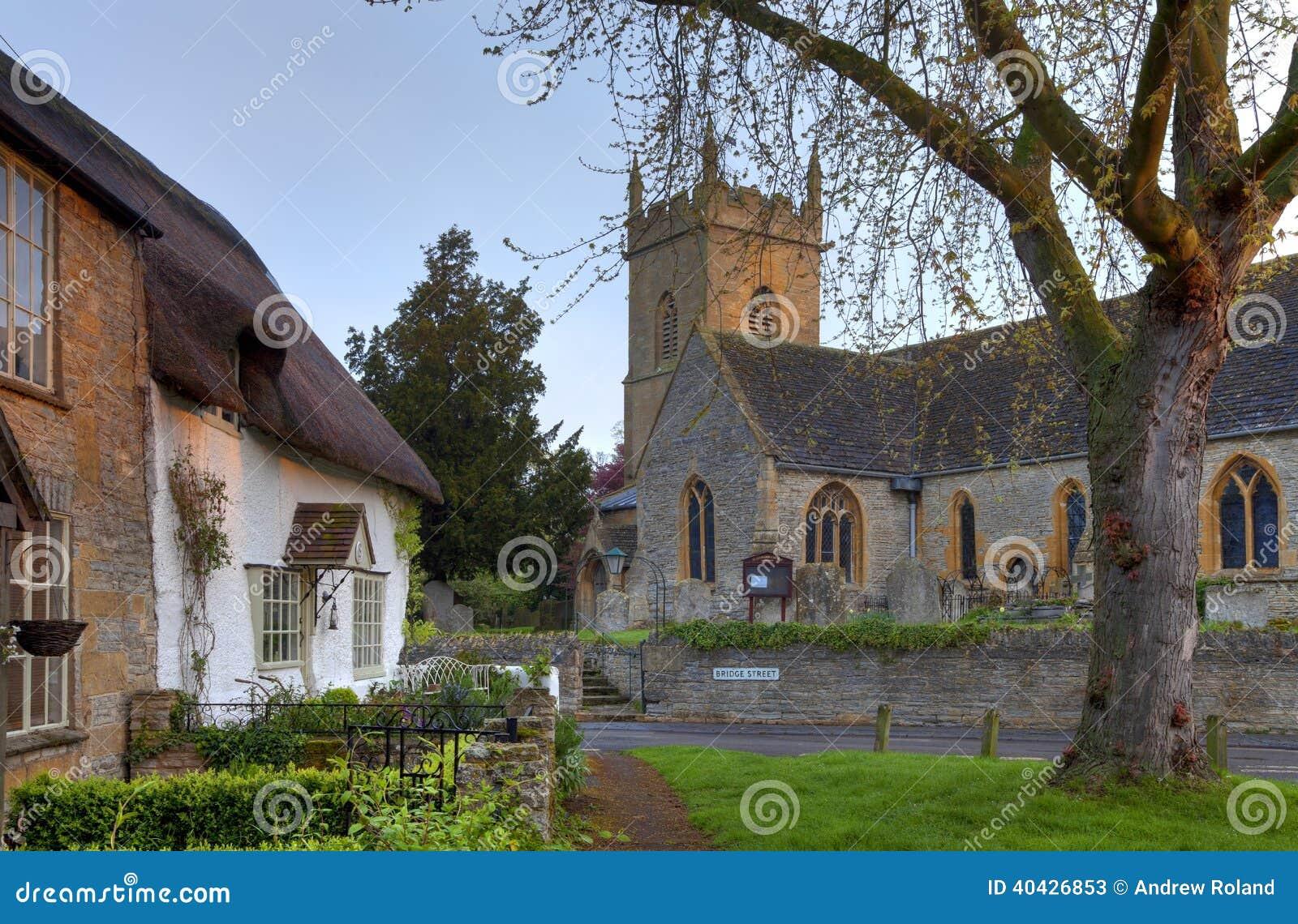 Worcestershire-dorp