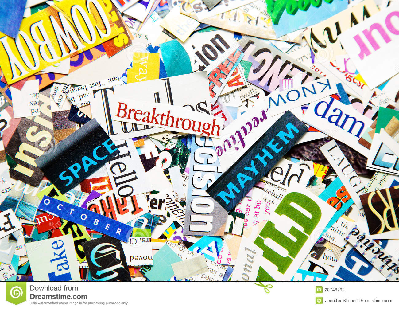 Background image word - Word Background Stock Photography