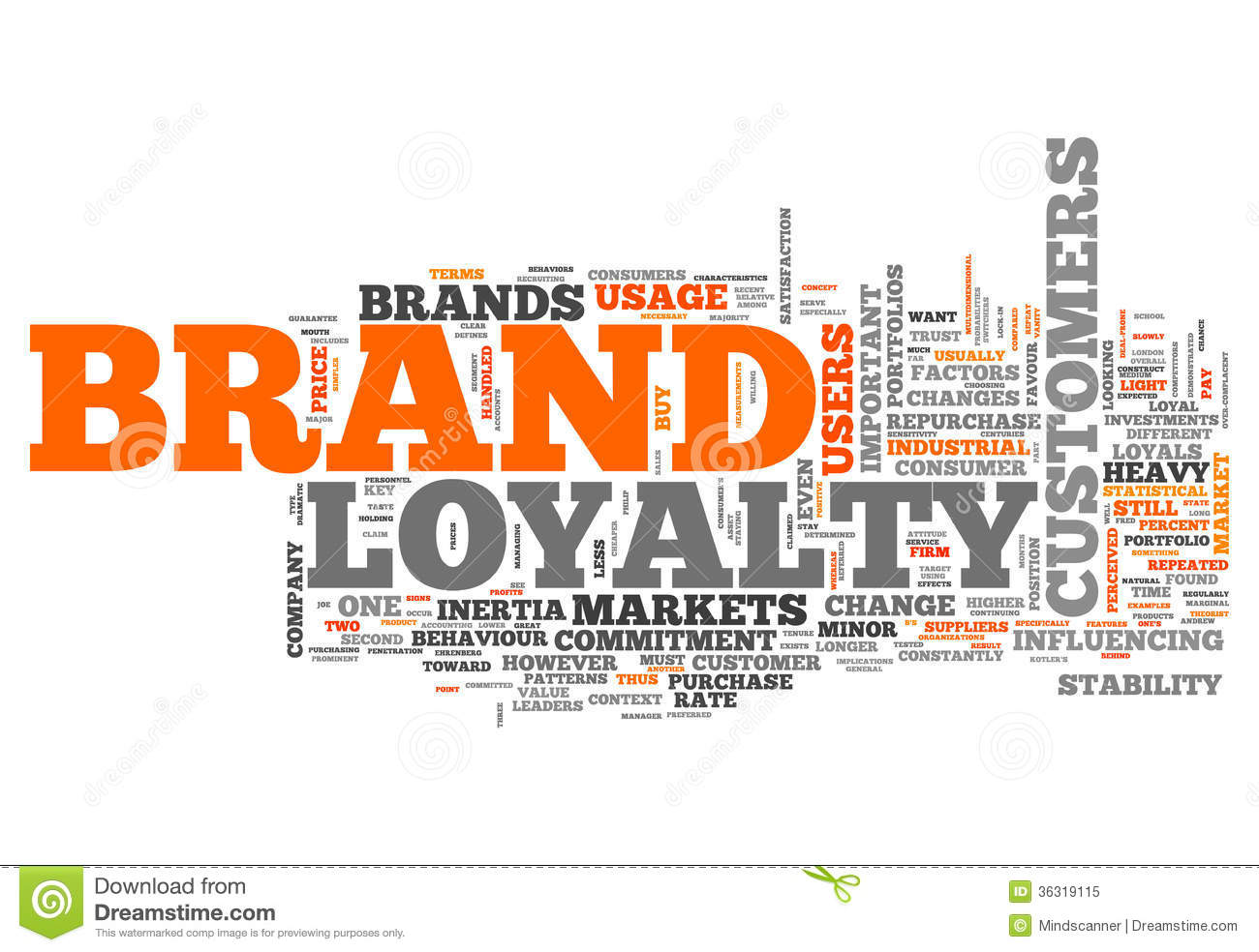 challenging the notions of loyalty in state Brand loyalty is the notion (or hope) that once consumers identify strongly with a particular brand or product, like a car or computer, they'll stick with that brand or maker when it comes time to buy new products.