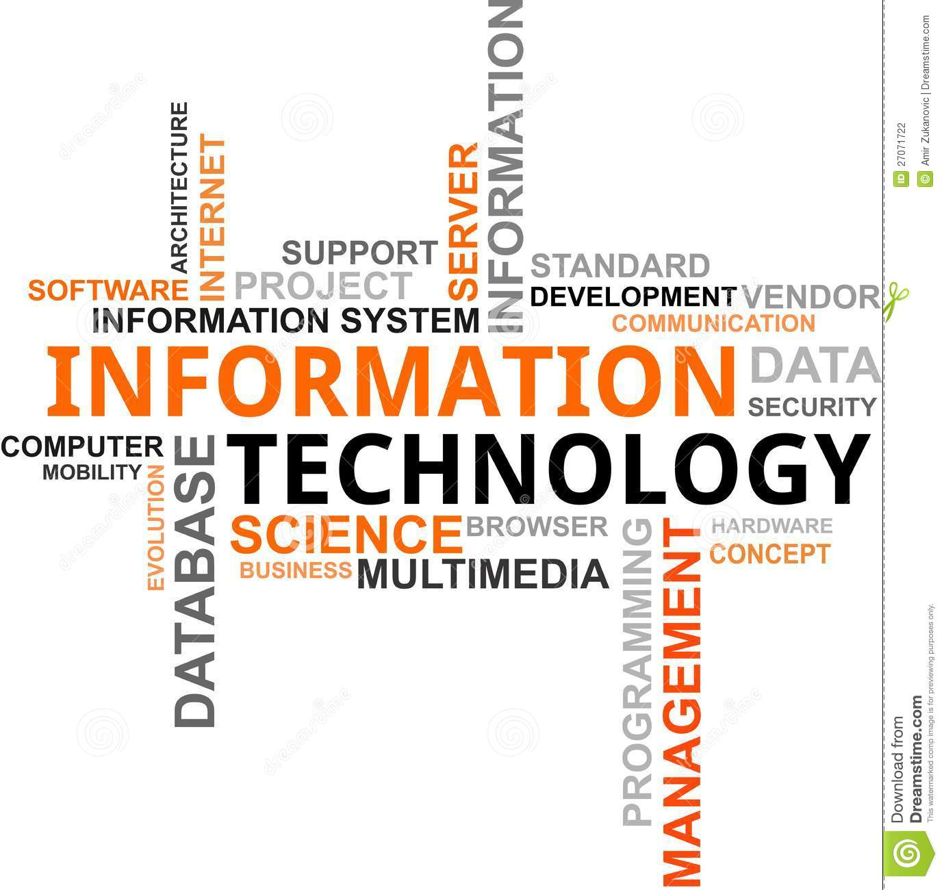 why information technology is so important to modern world