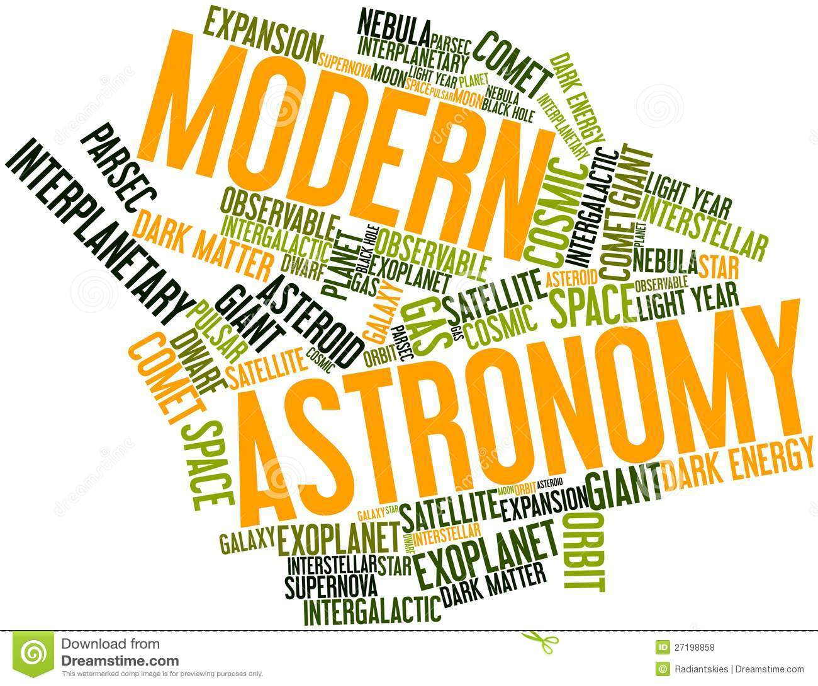 astronomy vocabulary - photo #22