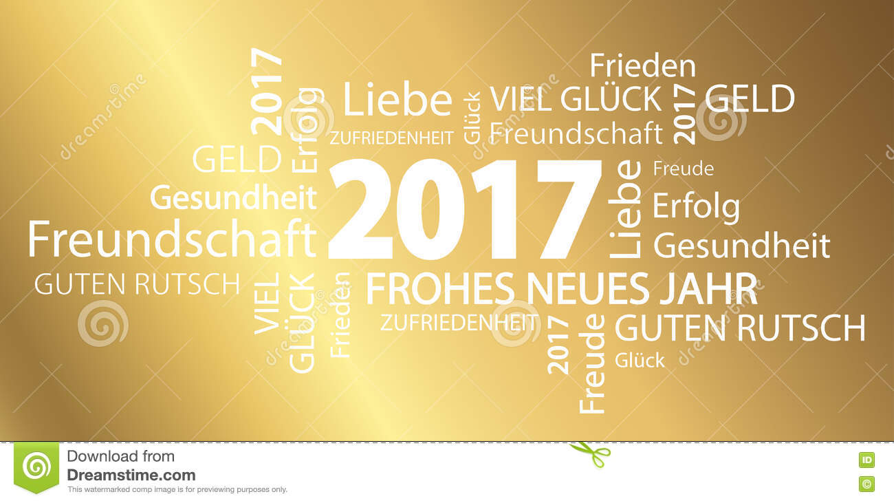 Word cloud with new year 2017 greetings stock vector illustration word cloud with new year 2017 greetings m4hsunfo