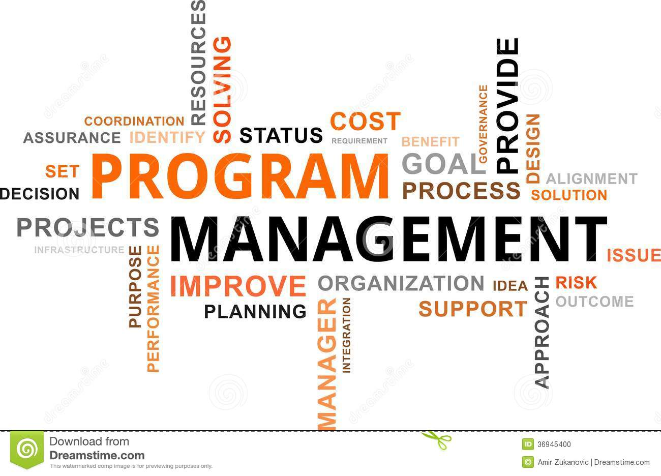 Program Management Clip Art – Clipart Download