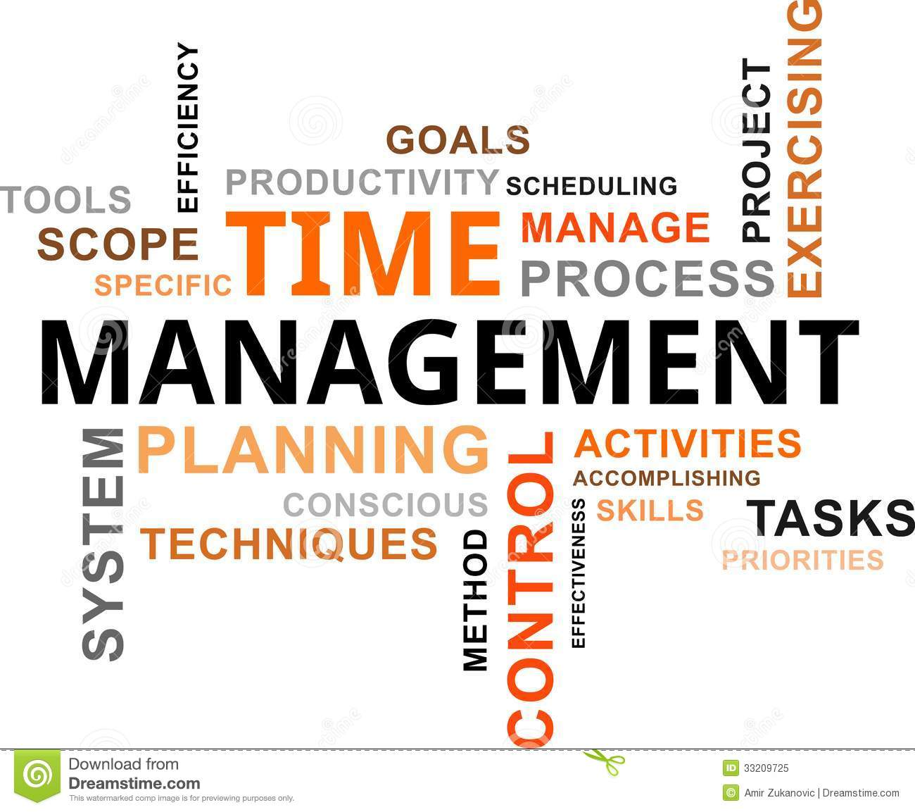time management in 250 words 2 time management essay holidays: time management - 866 words tame  your time by toddi gutner time is the scarcest resource of the manager if it is  not.