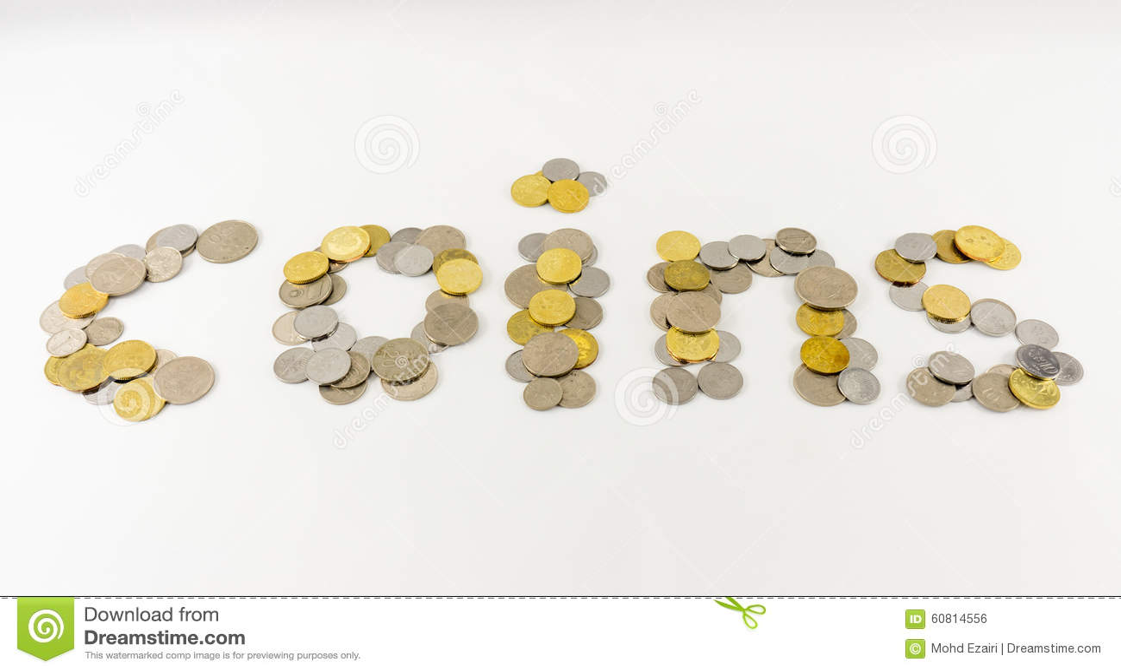 phrase on coins