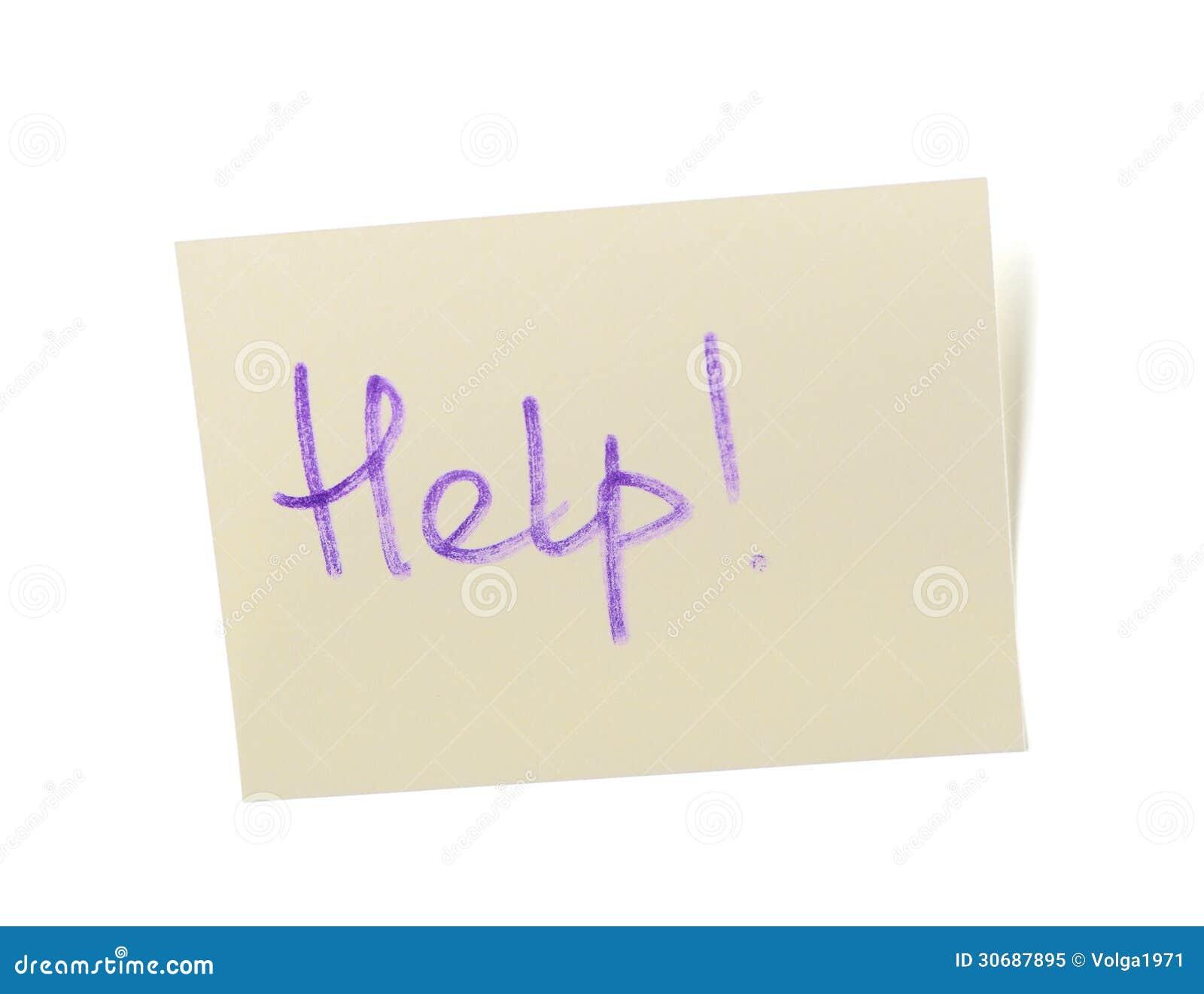 Papaer help