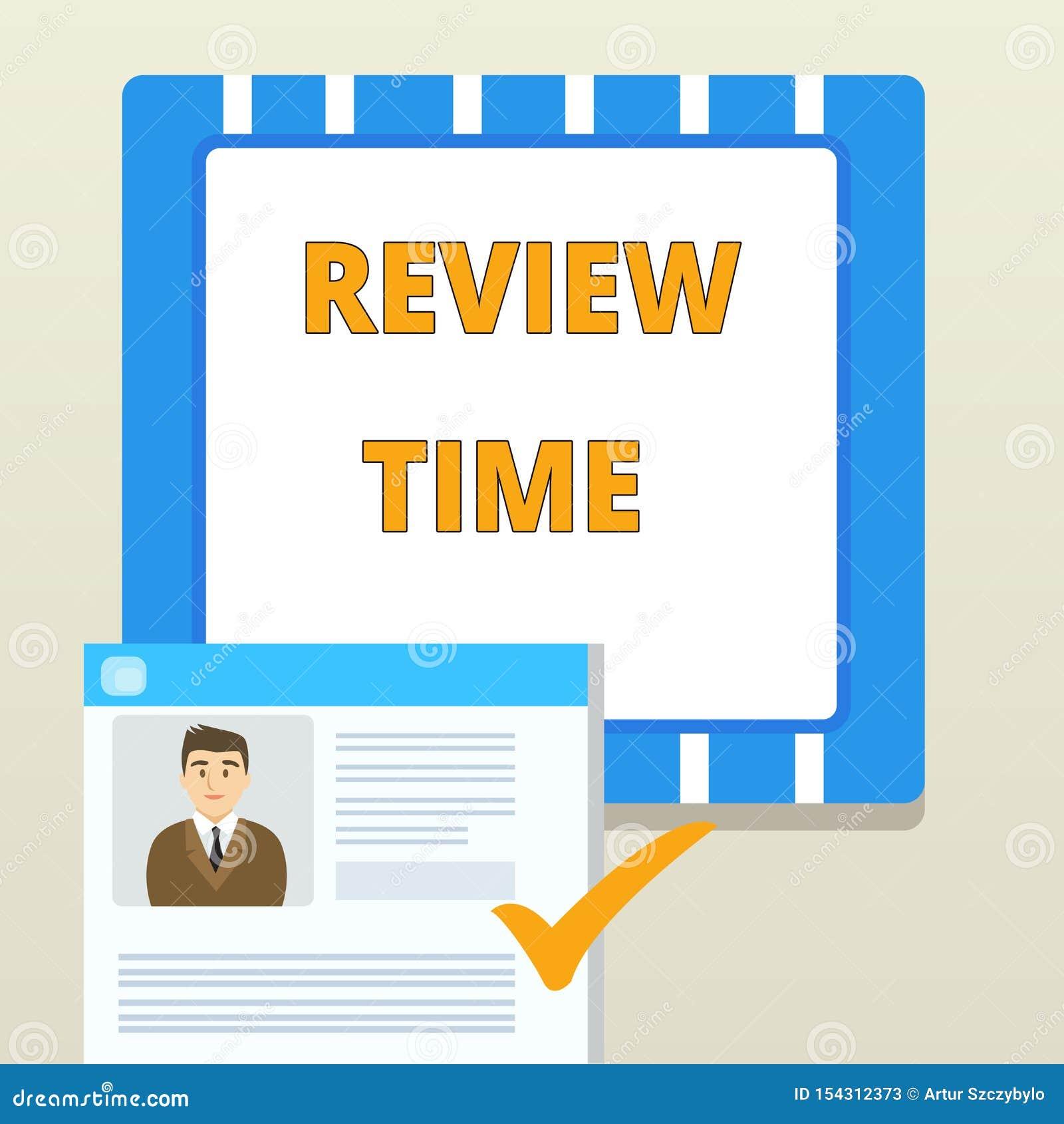 Word het schrijven de Tijd van het tekstoverzicht Het bedrijfsconcept voor om over iets te denken of te spreken plaatste opnieuw