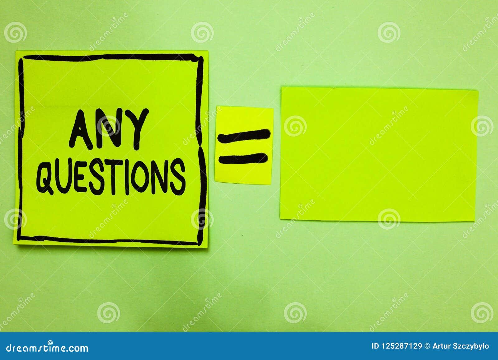 Word het schrijven tekst Om het even welke Vragen Het bedrijfsconcept voor Clueless Leeg gezichtsonderzoek betwist Sondeskwesties