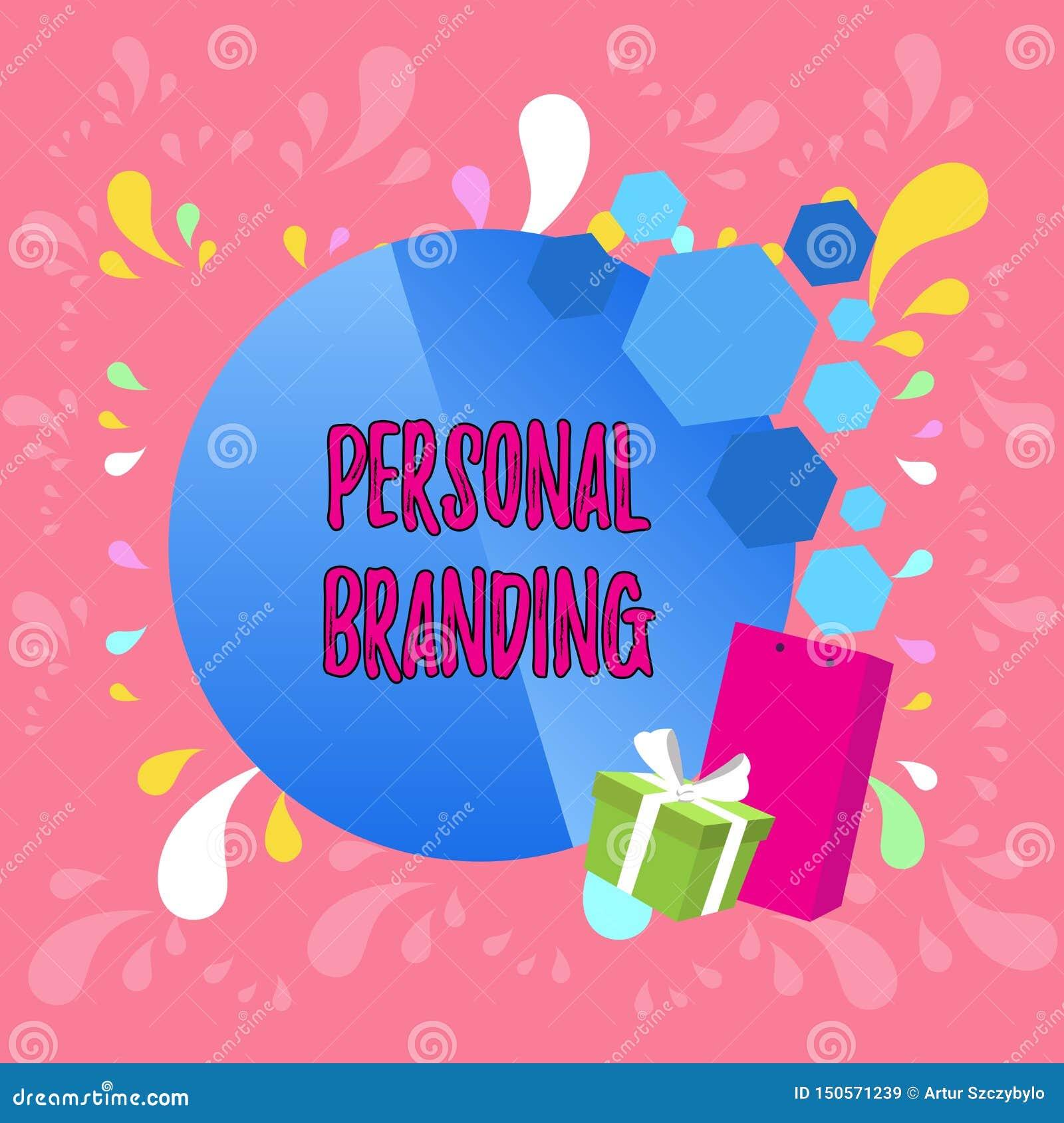 Word het schrijven tekst het Persoonlijke Brandmerken Bedrijfsconcept voor Praktijk van Mensen die op de markt brengen Beeld als