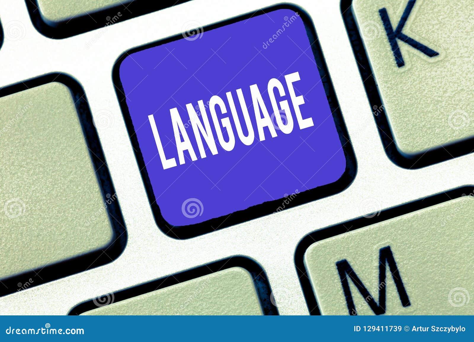 Word het schrijven teksttaal Bedrijfsconcept voor de mededeling van methodehuanalysis één van beide gesproken geschreven bestaand