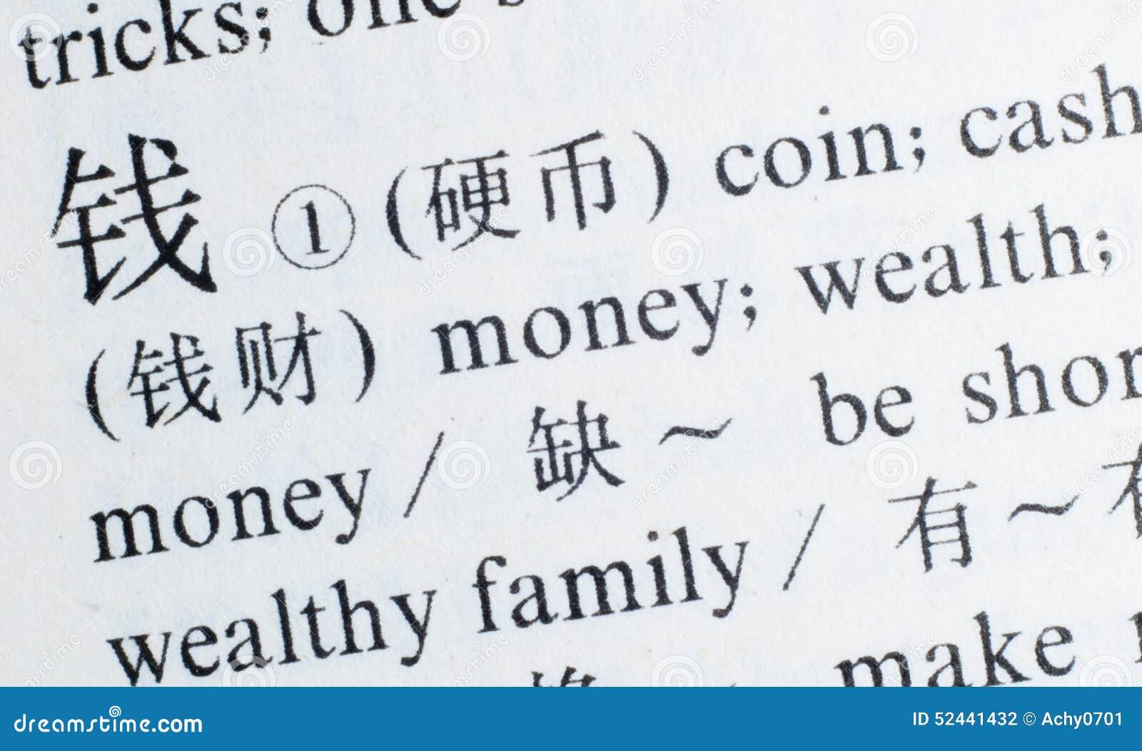 Money Definition