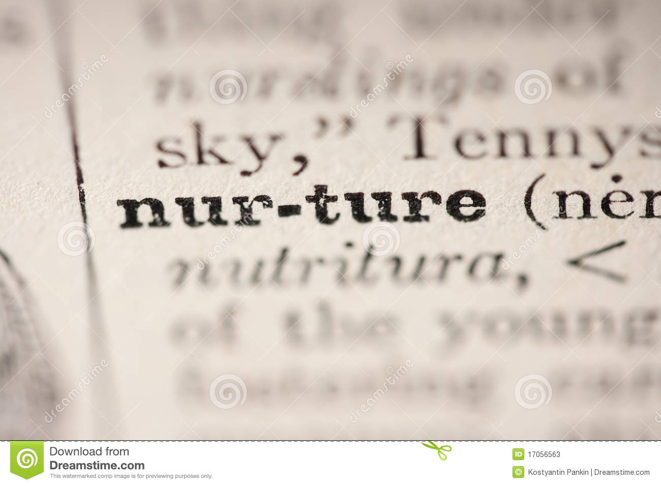 Word nurture stock image image of paper letters page 17056563 - Nurture images download ...