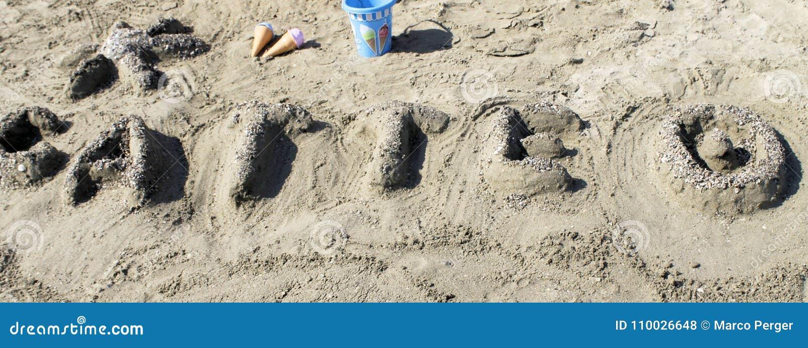 Word op het Zand wordt geschreven dat