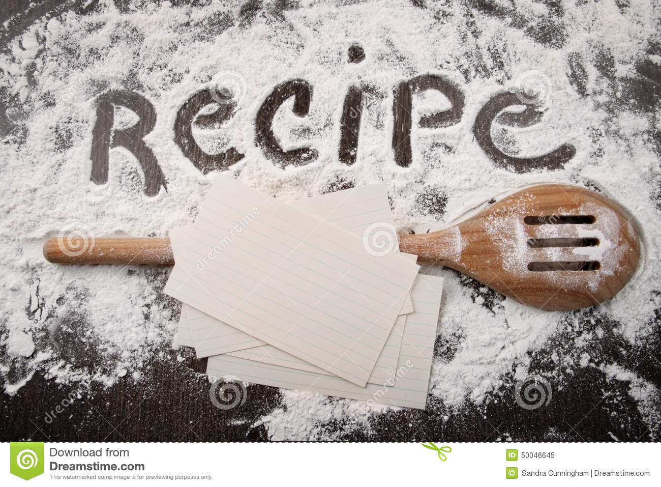 word recipe written in white flour and spatula on wood blank wood sign clipart wood sign clipart png