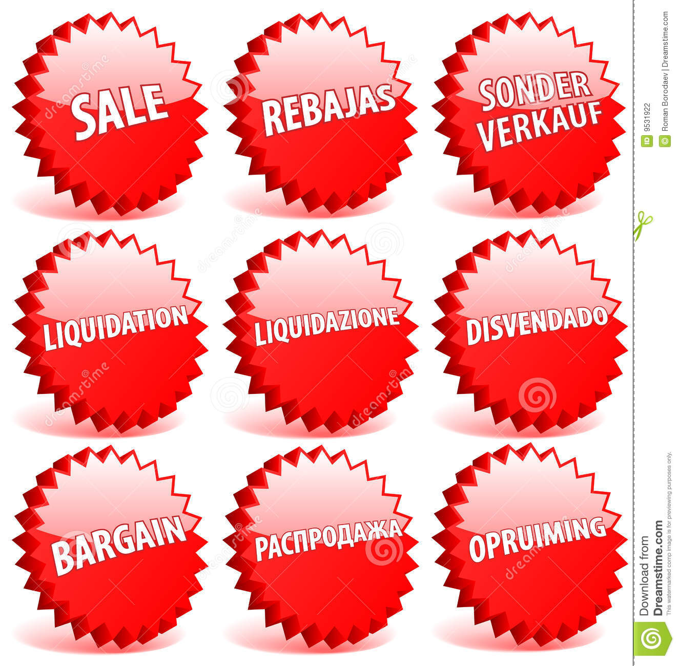 Sale badge price offer tag vector label promotion banner discount special badges sticker icon design business set best retail hot