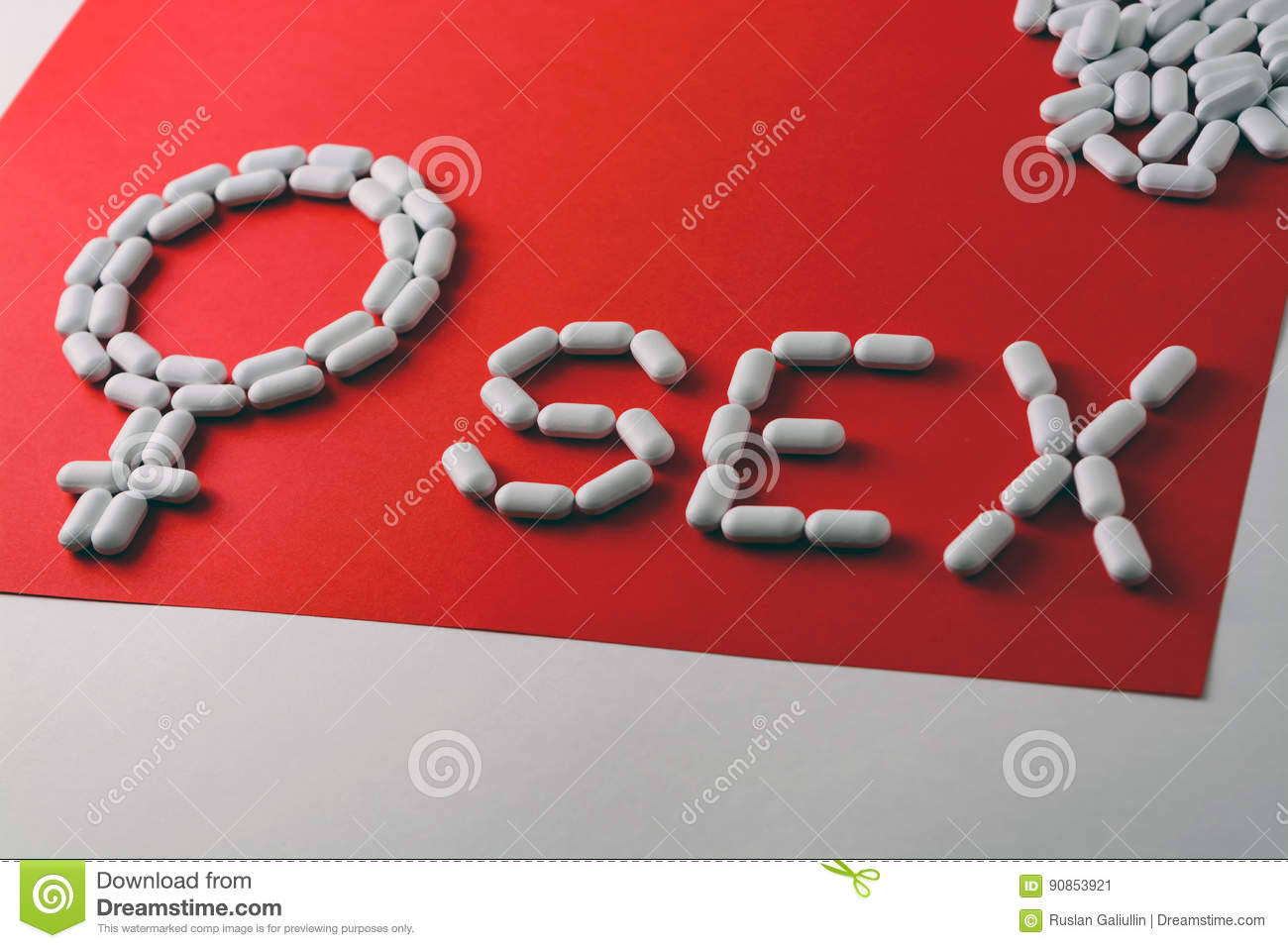 The Word Sex From Capsules And Tablets Birth Control Protection