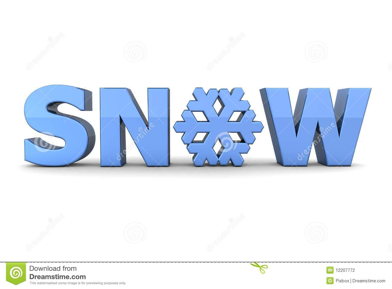 word snow with snowflake light blue stock photography ice cubes clipart ice cube clip art black and white