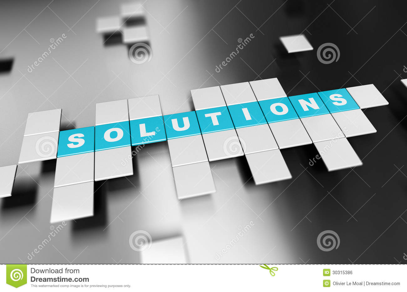 Building Solutions, Innovative Business Ideas Royalty Free ...