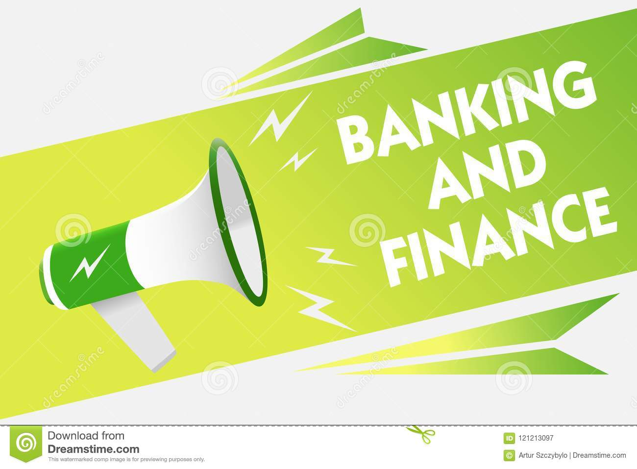 word writing text banking and finance business concept for