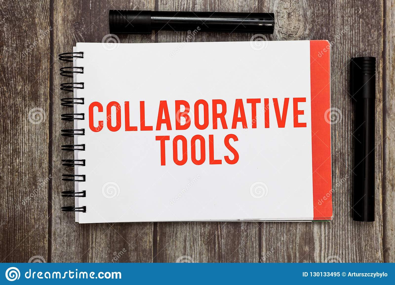 Word Writing Text Collaborative Tools  Business Concept For Private