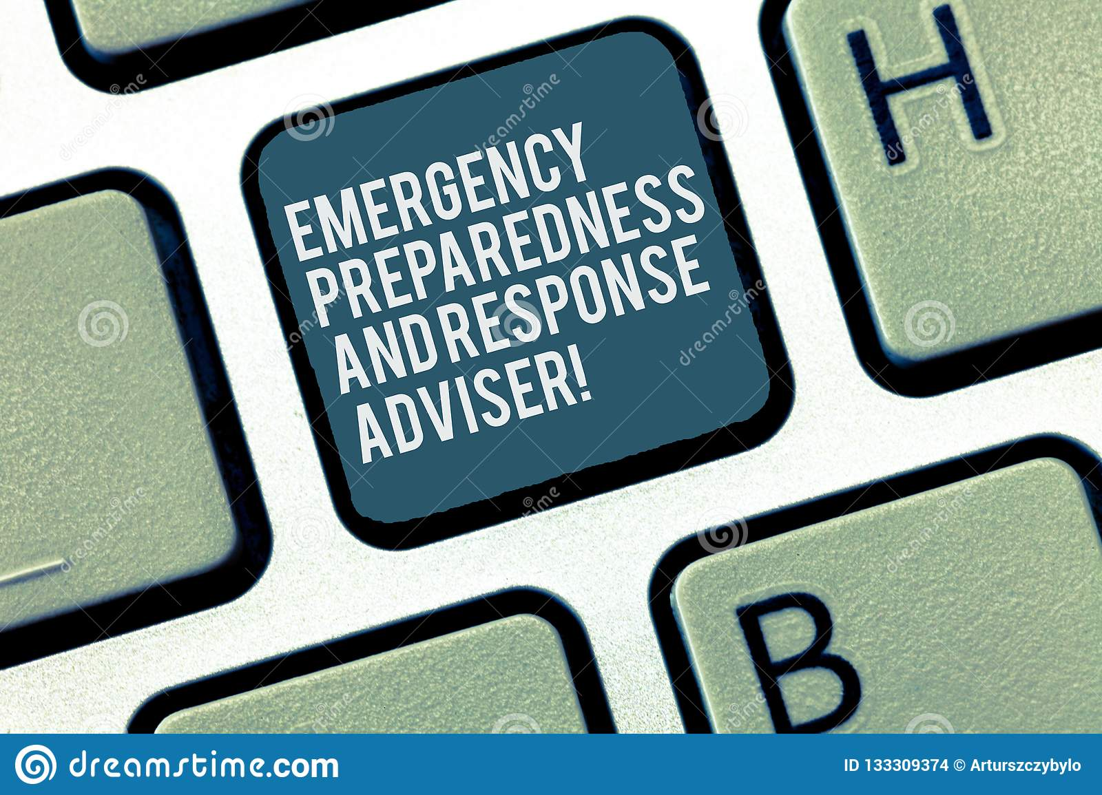 Word Writing Text Emergency Preparedness And Response